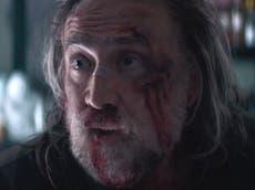 Nicolas Cage 'surprised' by positive response to 'wild' new film Pig