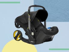 Doona infant car seat review: Does the buggy-hybrid really make travelling with children easier?