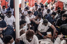 Red Cross staff to join migrant rescue boat in Mediterranean