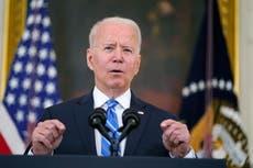 Biden wants spending to boost economy, but GOP to block vote