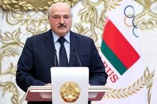 Belarus leader vows to keep up raids of NGOs, medier