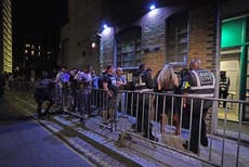 Nightclubs could be super spreading events, warns Vallance hours after reopening