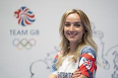 Elinor Barker excited for Tokyo Olympics after training camp in Wales