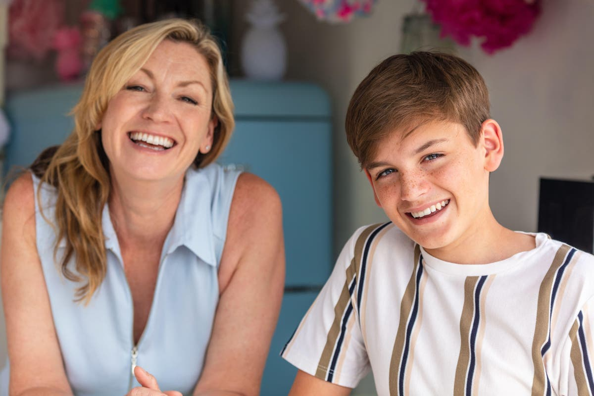Dear Fiona: My 13-year-old son thinks he's ugly – how can I help him build confidence?