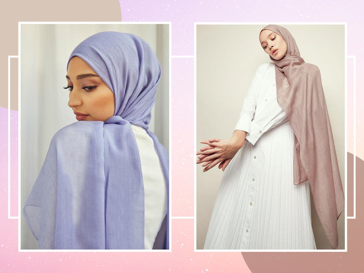 Embrace the heat in style this summer with these lightweight hijabs
