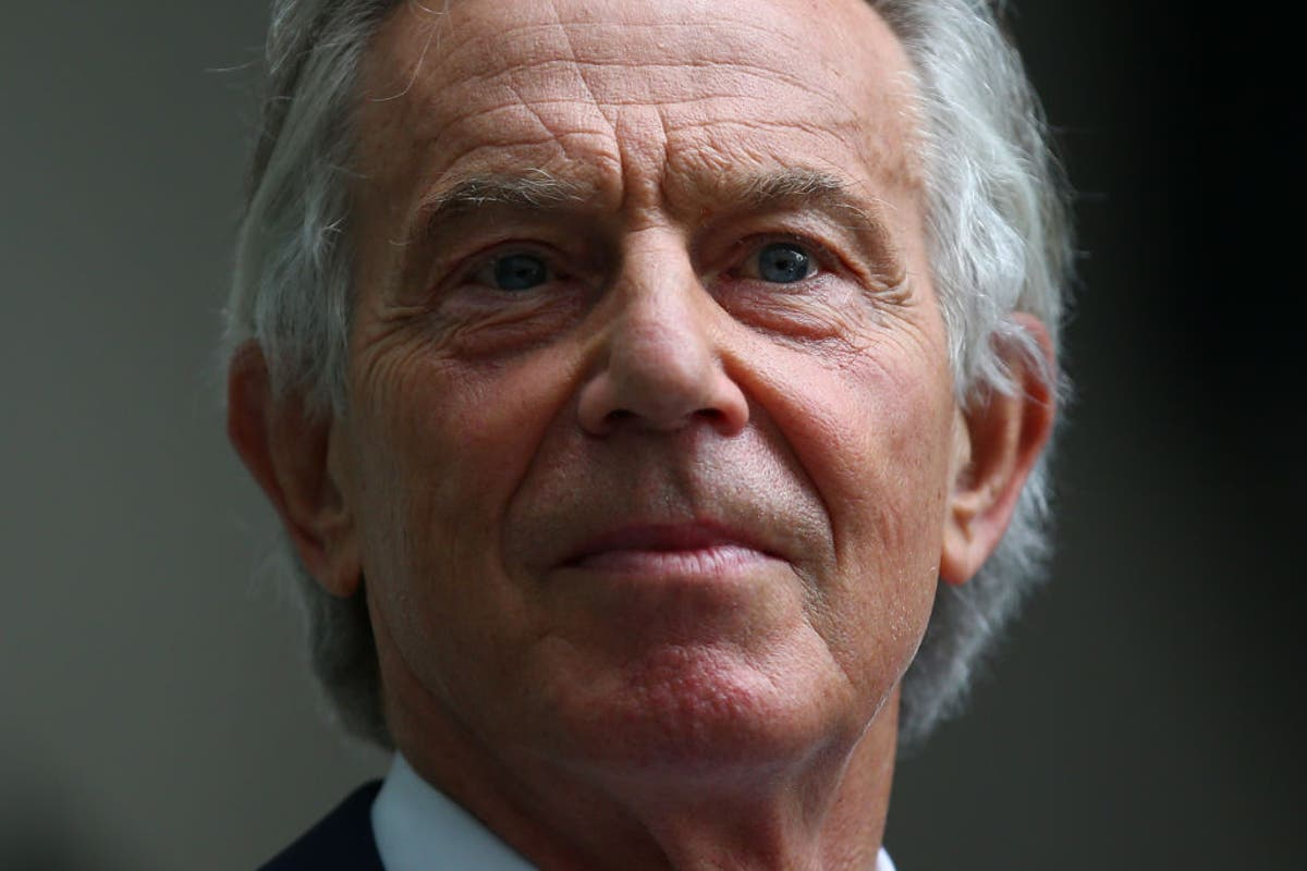Tony Blair did not write or approve government's Irish Famine message, documents reveal