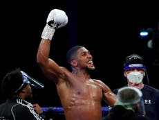 Joshua vs Usyk date, UK start time and TV channel information