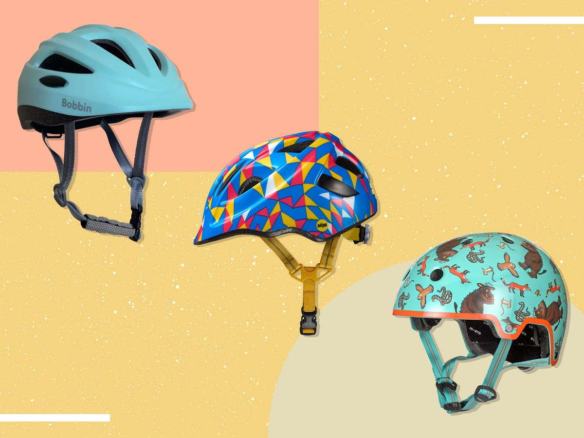 10 best bike helmets for kids that they'll actually want to wear