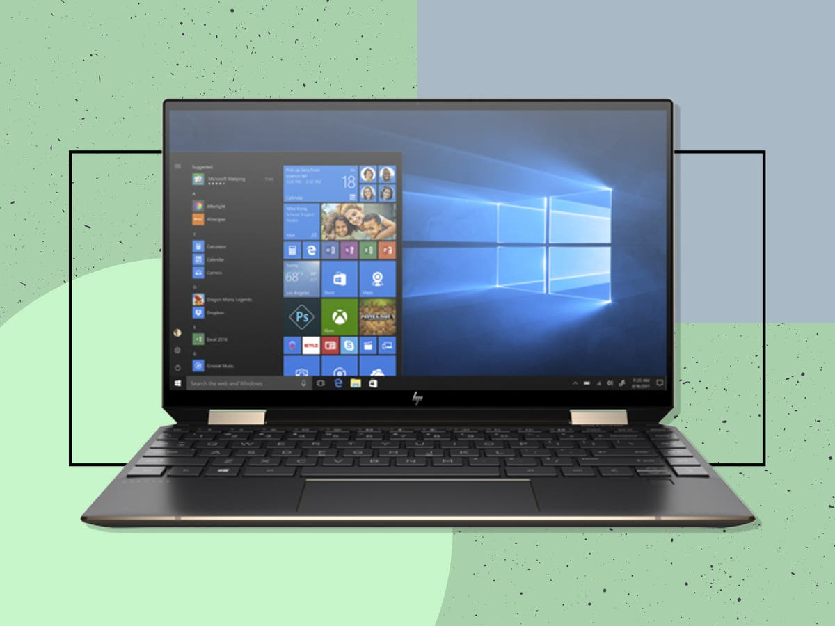 Looking for a powerful hybrid laptop? We review the HP spectre x360