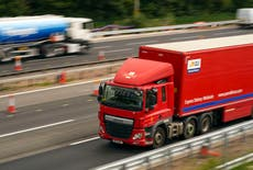 Extra-long lorries could be rolled out on Britain's roads to ease supply issues