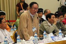 Imprisoned Myanmar politician dies from COVID-19