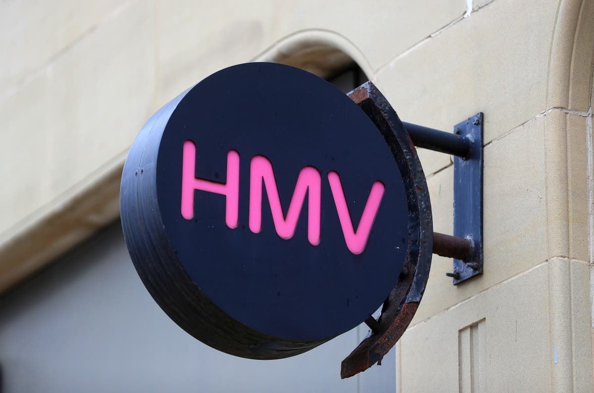 HMV commits to high street with plans for 10 new stores