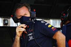 Horner accused of giving 'racists an excuse to let fly their evil' at Hamilton