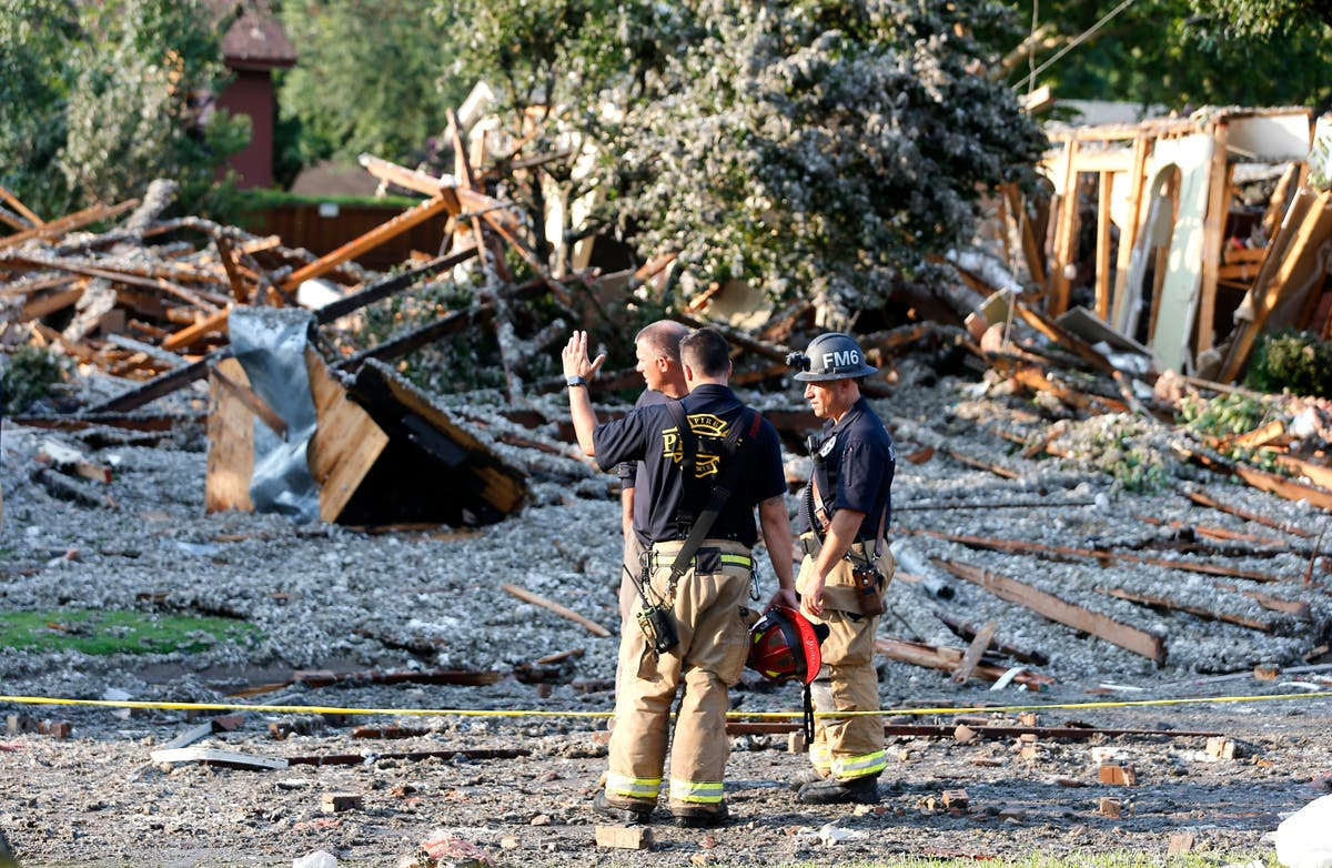 Explosion at Texas home may have been intentional