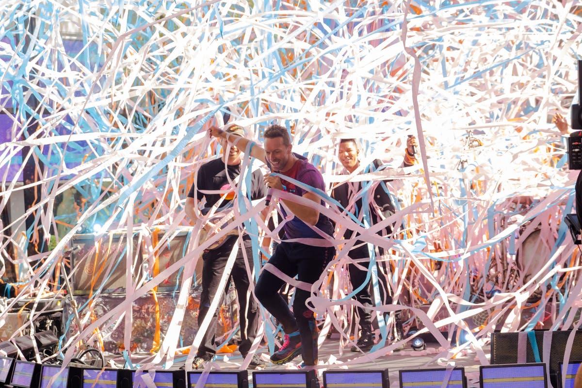 New Coldplay album coming, Alison Krauss joins bluegrass HOF