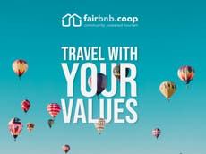 All hail 'FairBnB', the new sustainable home sharing platform