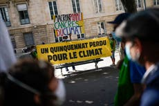 French lawmakers adopt compromise climate bill amid protests