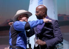 Who is Van Jones – and what will he do with the $100m Jeff Bezos has given him?