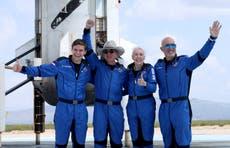 Billionaire rocket race shows how remarkable Alan Shepard's 1961 space flight was