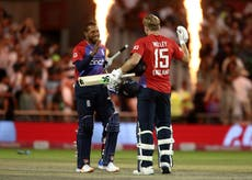 England squeeze home in final T20 to claim series win over Pakistan