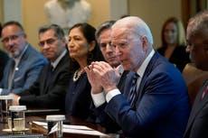 Biden's 3rd trip to reddish Ohio pushes his economic agenda