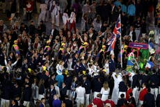 Only 30 British athletes expected to attend Olympics opening ceremony