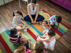 Early years settings under growing financial instability amid increasing Covid infections, new report finds