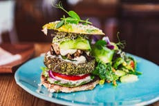All the best vegan takeaways available on Deliveroo