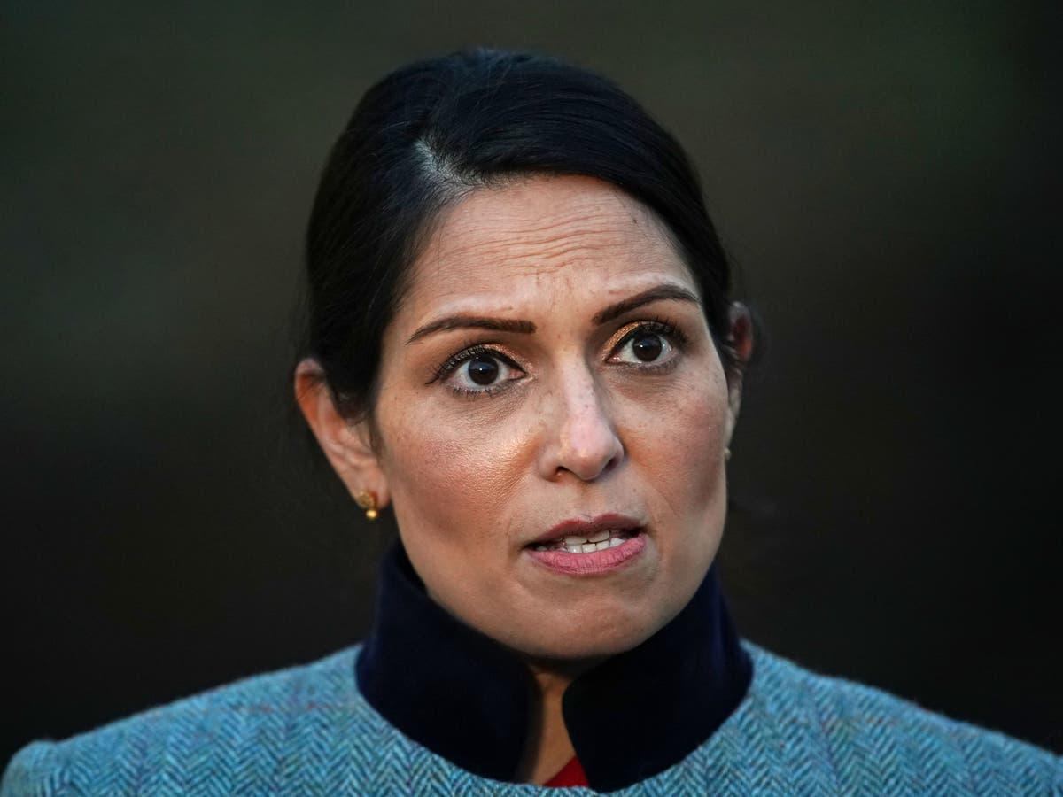 Police Federation 'no longer has confidence' in Priti Patel