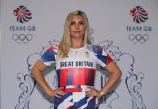 'Devastated' Amber Hill to miss Tokyo 2020 after positive coronavirus test