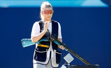 Amber Hill to miss Olympics after testing positive for coronavirus