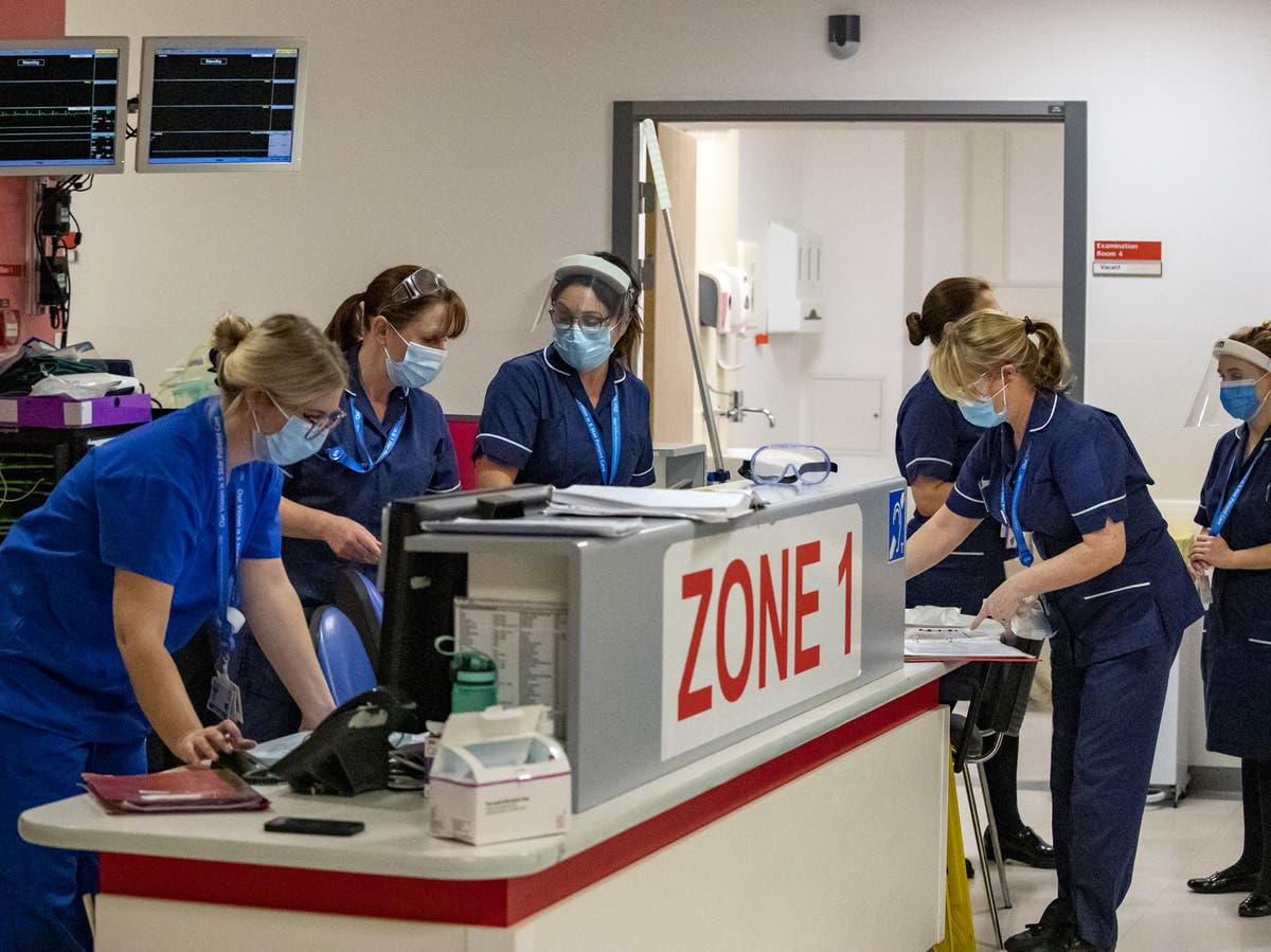 Watchdog warns 'exceptional' NHS pressure is affecting patient care