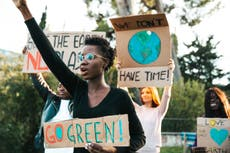 The fate of our planet is hanging in the balance – it's in all of our interests to act now
