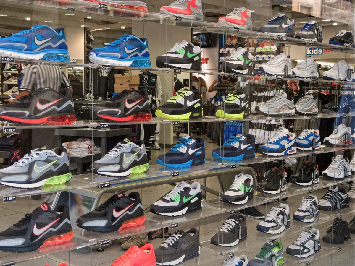 Fears over Nike footwear supplies as major factories hit by Covid outbreaks