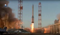 Russia launches lab module to International Space Station