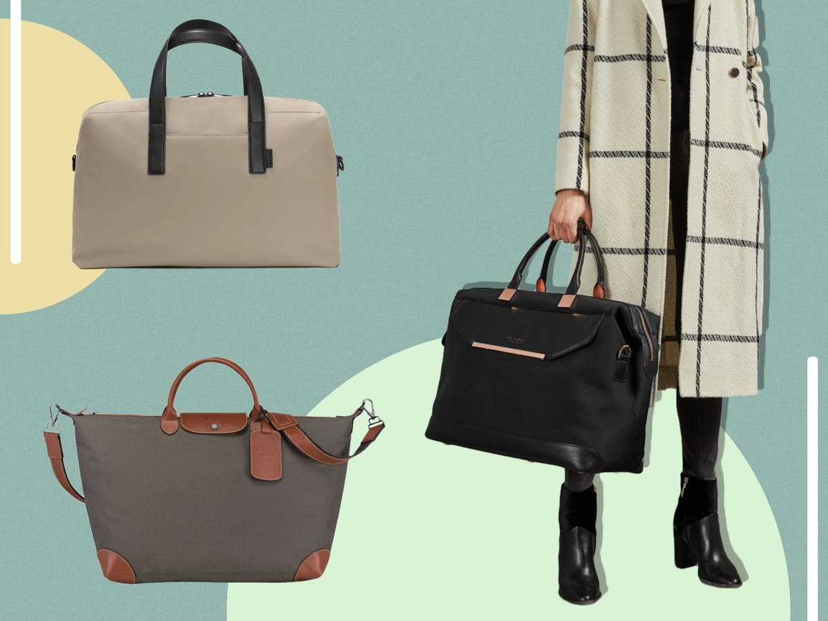 Set off on your summer hols with these stylish overnight bags