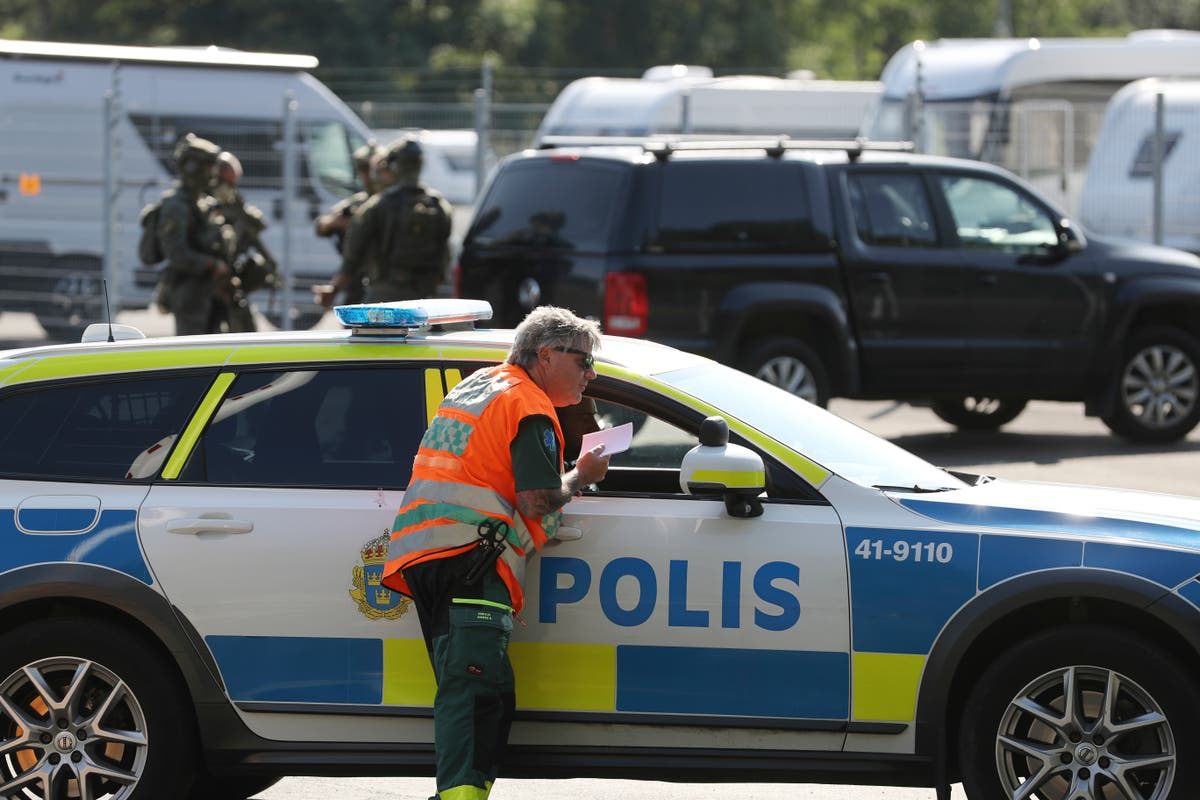 Two Swedish prison officers held hostage at maximum security jail