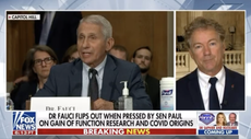Rand Paul says he's asking DOJ for a 'criminal referral' into Dr Fauci after latest spat