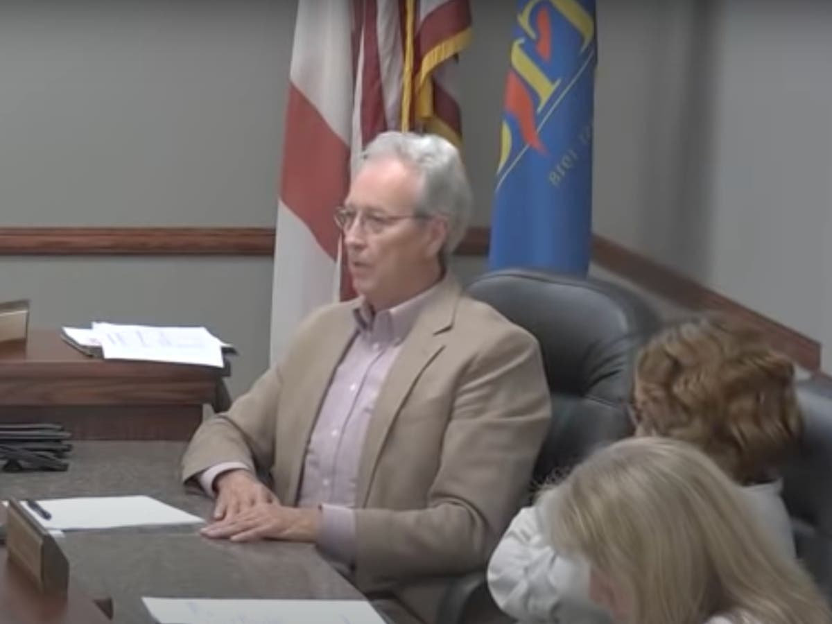 Alabama councilman shocks meeting attendees by using the N-word