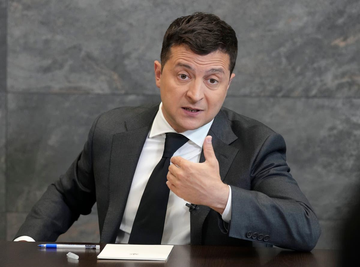 Ukraine's president finally gets date for White House visit