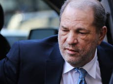 Harvey Weinstein pleads not guilty to rape and sexual assault charges in Los Angeles