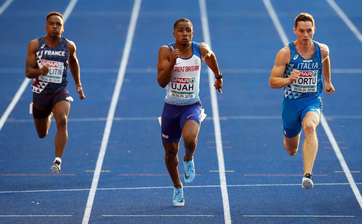 Meditation helps CJ Ujah keep calm and focused ahead of Olympics