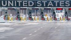 Despite Canadian easing, US extends land border restrictions