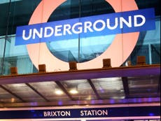 Man dies after stabbing near Brixton station in south London