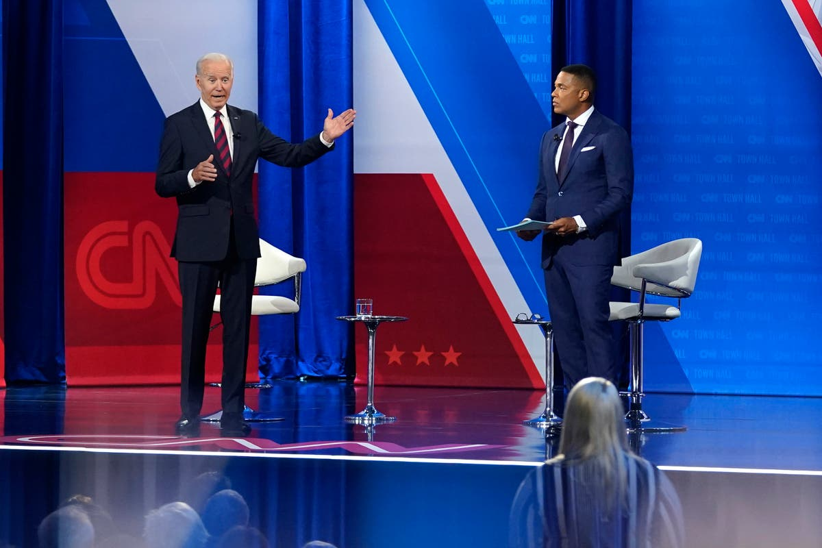 AP 事实检查: Biden inflates jobs impact from his policies