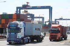 Northern Ireland protocol clash risks 'inevitable' UK-EU trade war, officials fear