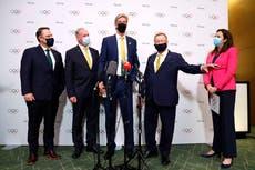 Die nuutste: Australia Olympic chief, leader in spat