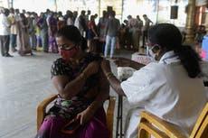 Notícias sobre o Coronavirus - ao vivo: Expert panel in India recommends trials on mixing Covid vaccines