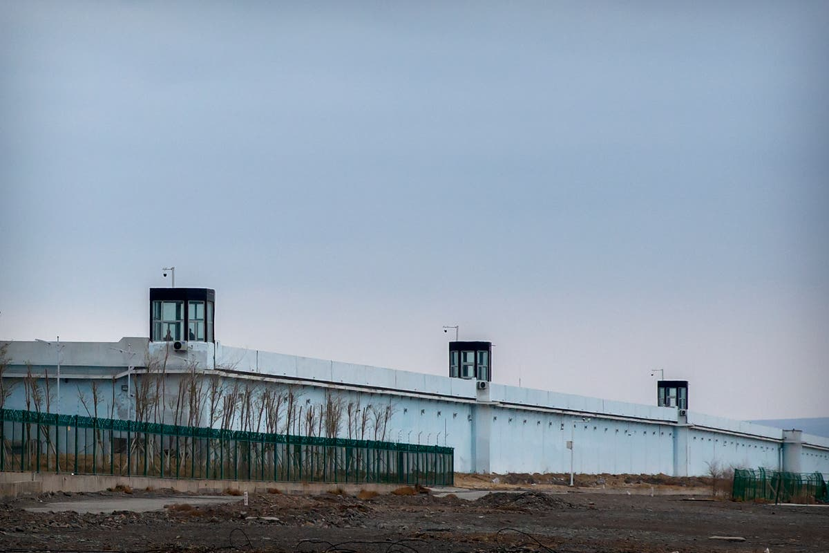 AP looks inside China's largest detention center in Xinjiang