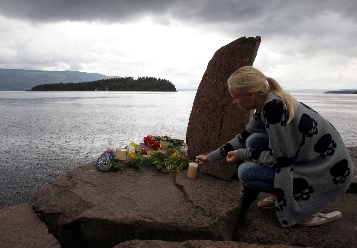 Norway mourns 77 dead on 10th anniversary of terror attack